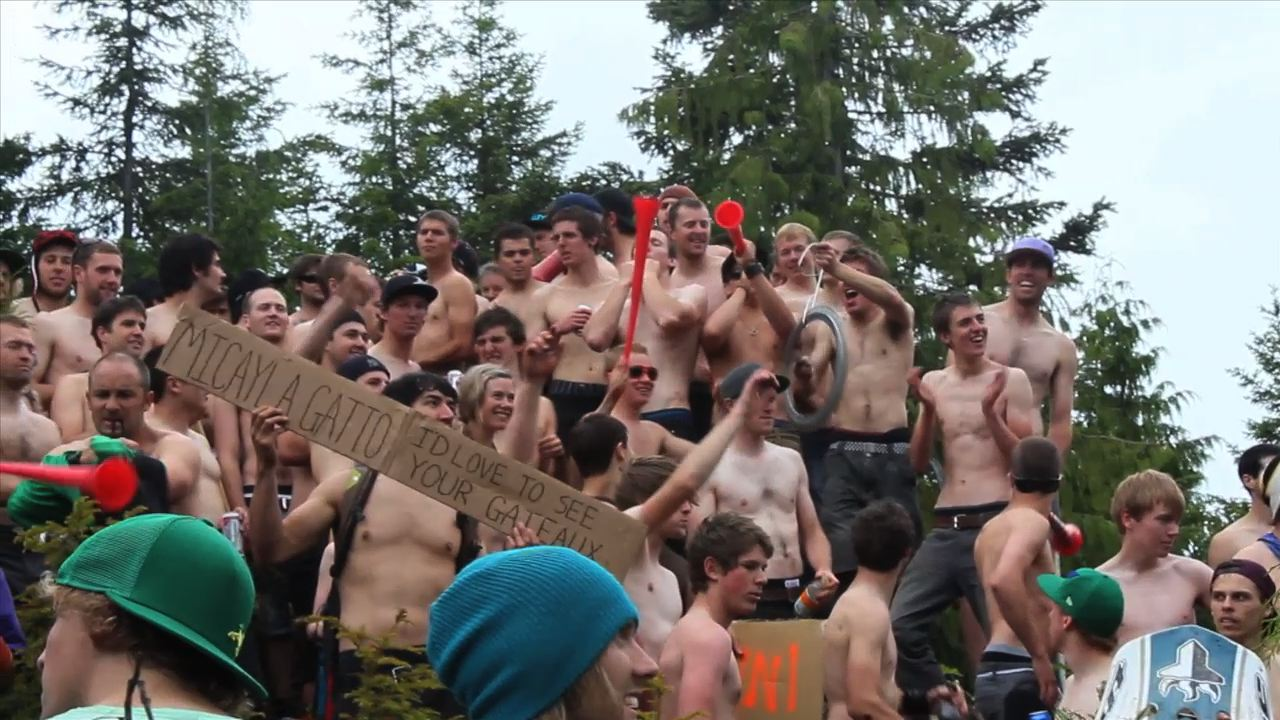 Crankworx Canadian Open Hecklers Rock